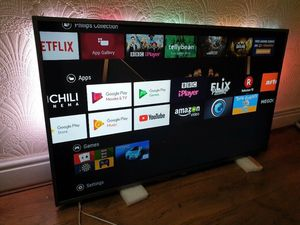 55 inch philips smart tv 📺 for Sale in Allentown, PA