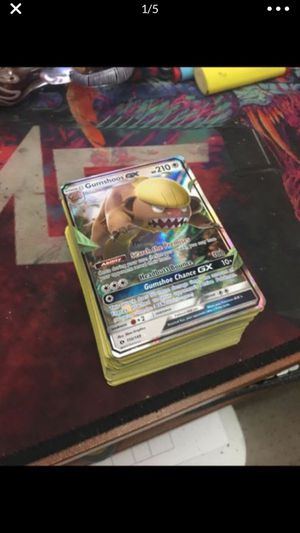 Pokémon Cards with Holos and More (Lot of 99 Cards) for Sale in Buena Park, CA