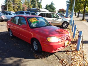 2003 HYUNDAI ACCENT ONLY $3567. Stock # 18680 for Sale in Portland, OR