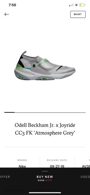 Nike OBJ Joyride CC3 FK for Sale in Lake Oswego, OR