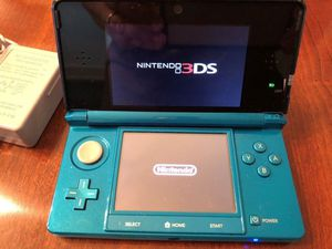 Nintendo 3ds Aqua for Sale in OLD RVR-WNFRE, TX
