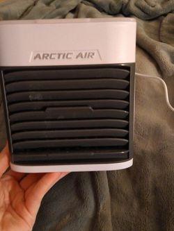 Tiny Ac Type Fan for Sale in Bellevue,  WA