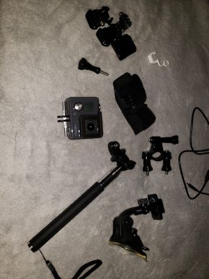 GoPro Hero and attachments for Sale in Strongsville, OH