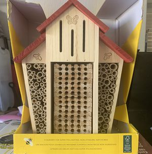 Nursery for non stinging pollinating bees for Sale in Chandler, AZ