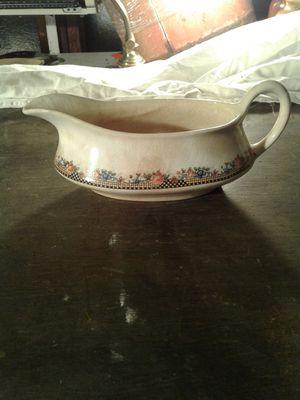 Vintage Victoria Boat Gravy Bowl for Sale in Houston, TX
