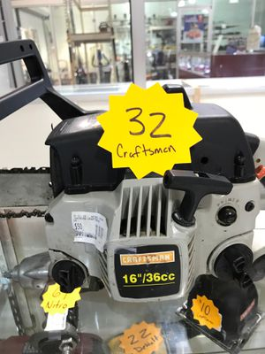 Craftsman Chainsaw for Sale in Houston, TX