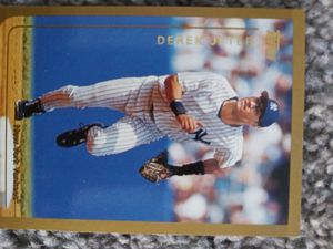 Derek Jeter collectible car 100 for Sale in Smoke Rise, GA