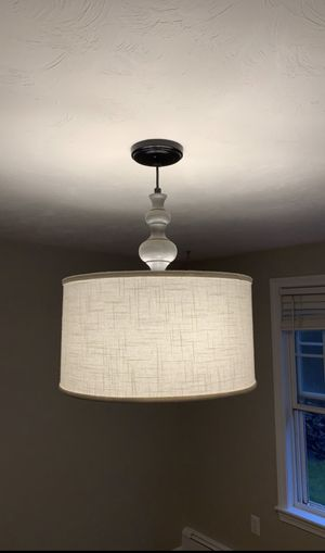 Dining room chandelier for Sale in Mendon, MA