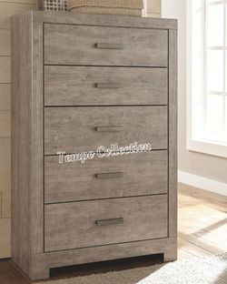 NEW IN THE BOX.*STYLISH* GREY DRESSER . SKU#TCB070GY-DRESSER for Sale in Westminster,  CA