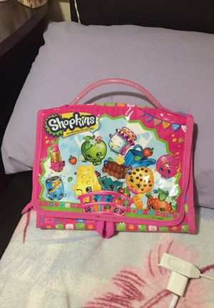 Shopkins,shopkins bag for Sale in Houston, TX