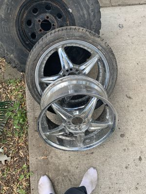 Rims and tires for Sale in Inkster, MI