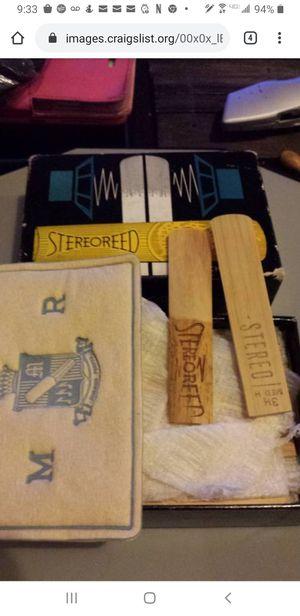 25 Vintage Tenor Sax Reeds for Sale in Washington, DC