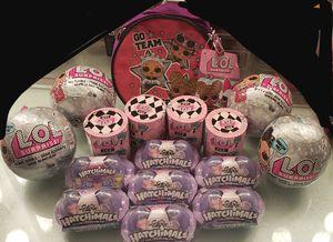 LOL Surprise & Hatchimals Bundle for Sale in San Antonio, TX