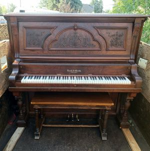 1901 Bush & Gerts Upright Piano for Sale in Lakewood, CO