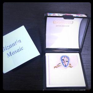 ROSANNA Bizantin Mosaic Ring Made In Italy for Sale in Atlanta, GA