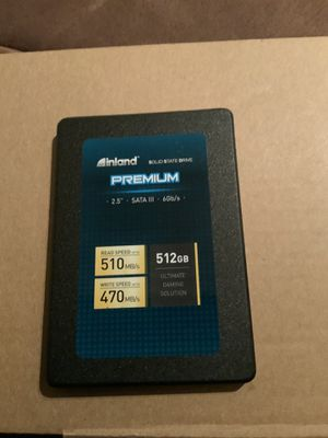 512 GB SSD DRIVE for Sale in Chicago, IL
