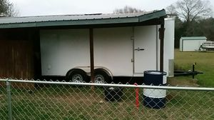 New 7x16 trailer trade for car hauler must be equal in value for Sale in Bullard, TX