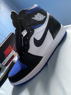 Jordan 1 royal toe size 9 for Sale in West Carson, CA