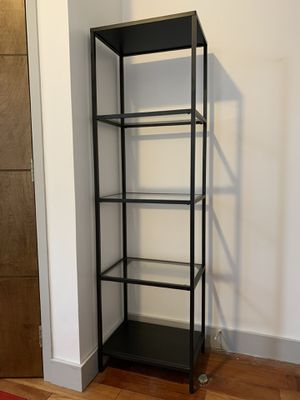 Glass Shelf Unit for Sale in Brooklyn, NY