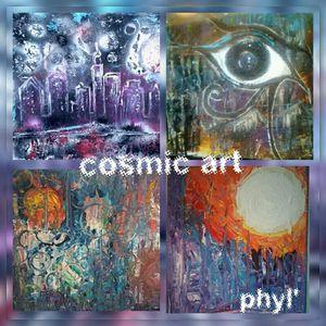 Cosmic Art for Sale in Atlanta, GA