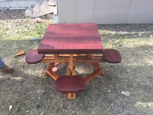 Picnic table for Sale in Rowlett, TX