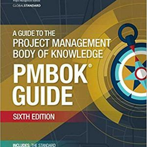 A Guide to the Project Management Body of Knowledge PMBOK Guide Sixth Edition ebook PDF for Sale in Ontario, CA