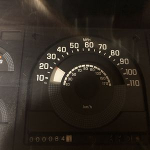1990 110mph Chevy C1500 454 ss Cluster for Sale in Long Beach, CA