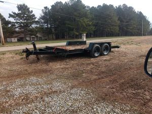 18 ft car hauler tralier for Sale in Nashville, TN