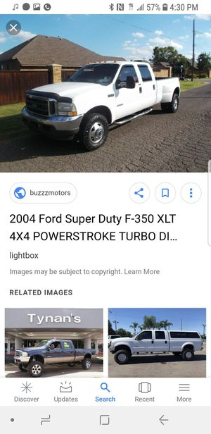 2004 Ford F350 XLT turbo Diesel for Sale in St. Louis, MO