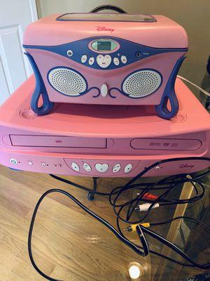 Disney CD/DVD player for Sale in Bellevue, WA