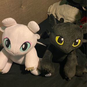 How To Train Your Dragon Stuffed Animals for Sale in San Jose, CA