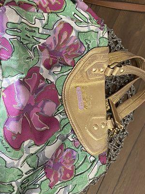 Purple coach purse for Sale in Clovis, CA