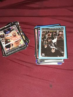WWE CARDS for Sale in Martinsburg,  WV