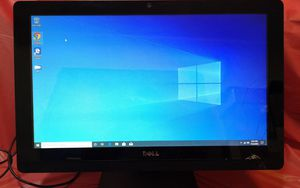 Dell All in One PC Intel Core i3, 3.4GHz 4cores, 8GB RAM, 750GB HDD, 20inch LED Screen, Wi-Fi, Bluetooth, windows 10 for Sale in Richardson, TX