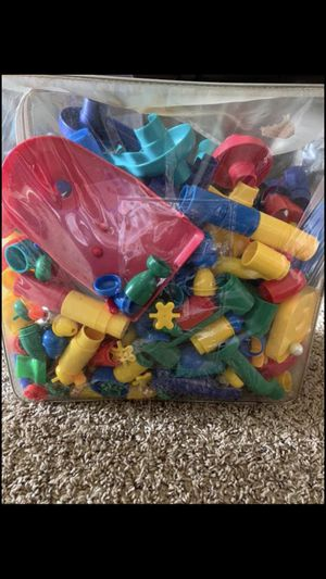 Marble run 2 sets included for Sale in La Vergne, TN
