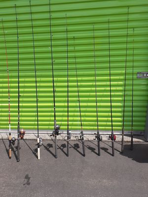 Fishing Rods & Reels for Sale in Tacoma, WA
