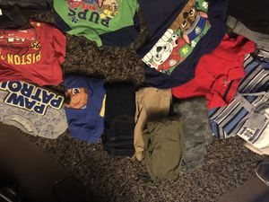 Boys bundle of clothes for Sale in Sanger, CA