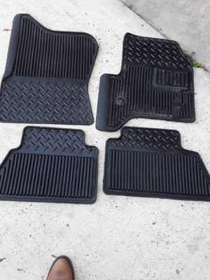 Mats for chevy $30 for Sale in Orange, TX