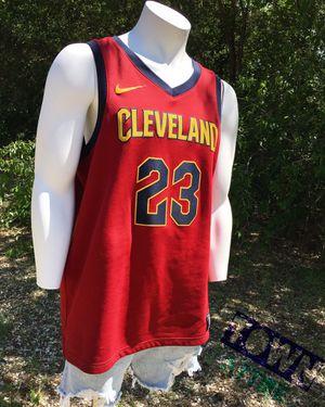 Lebron James Nike Swingman Jersey size XL for Sale in Wenatchee, WA