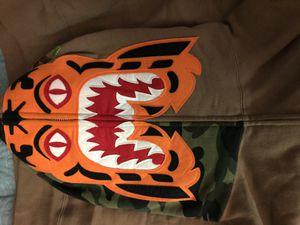 Bape Tiger Shark Hoodie for Sale in Anaheim, CA
