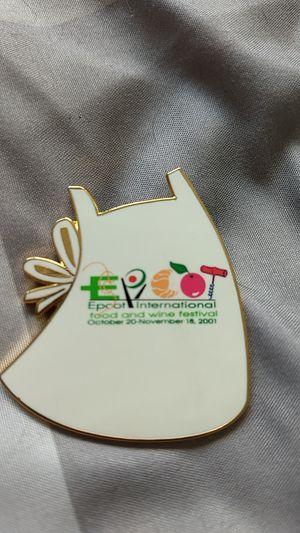 Disney pin - Epcot for Sale in Santa Clara, CA