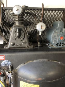Large Upright Three-stage Compressor. for Sale in Sylmar,  CA