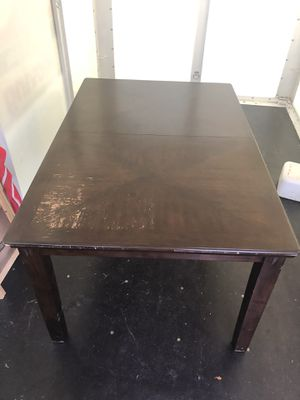 "60"" x 40"" dinner table for Sale in Cocoa, FL"
