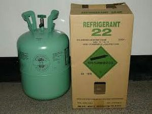 R22 Freon per pound only for Sale in Houston, TX