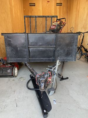 Utility trailer for Sale in Vacaville, CA