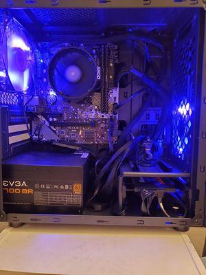 AMD micro gaming pc for Sale in Vero Beach, FL