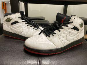 Jordan 1's Retro 97 Black Toe Size 10.5 for Sale in Tampa, FL