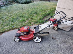 Self Propelled Craftsman Lawn Mower for Sale in Mountlake Terrace, WA