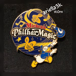 Disney Pin Rare Donald's Philhar Magic LE Themed Park. NEW for Sale in Kissimmee, FL