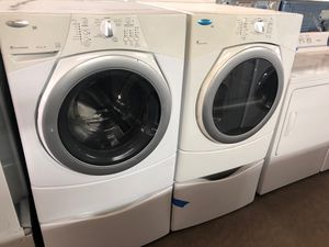 Whirlpool duet for Sale in Austin, TX